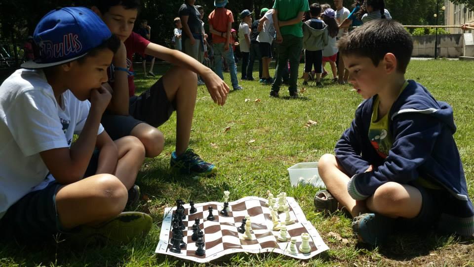 xadrez férias